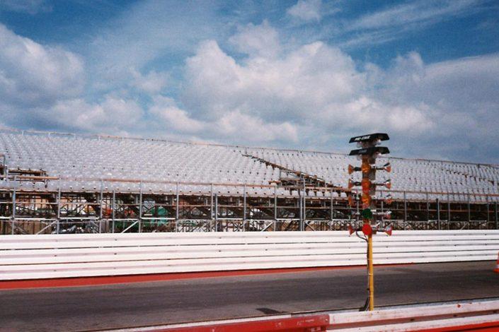 Tribüne Formel 1